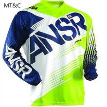 MT & C camisa Майо ciclismo Велоспорт зима moto Джерси Mountain DH велосипед MX MTB hombre крест спортивная одежда Джерси Горные