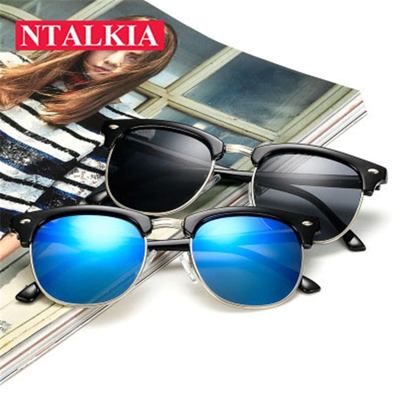 2018 Sale Women New Polarized Sunglasses Female Male Classic Eyewears Fashion Square Sun Glasses Men Brand Retro Oculos De Grau Clients First