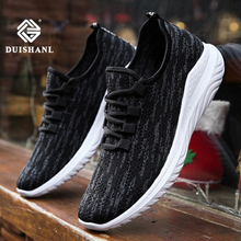 2019 New Arrival trend Men trainers Comfortable men  Breathable Running Shoes Sneakers Outdoor Sports Tennis Designer