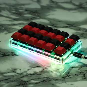 21 23 24 Key RGB YMDK Programmable Marco Function MX Cherry Gateron Switches Mechanical Keyboard Numpad For LOL Battlegrounds - DISCOUNT ITEM  5 OFF Computer & Office