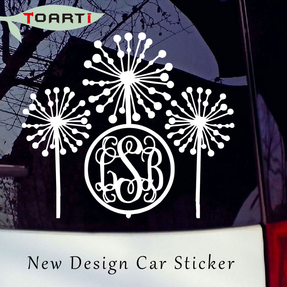 Online Get Cheap Monogram Car Decal Aliexpresscom Alibaba Group - Monogram decal for car