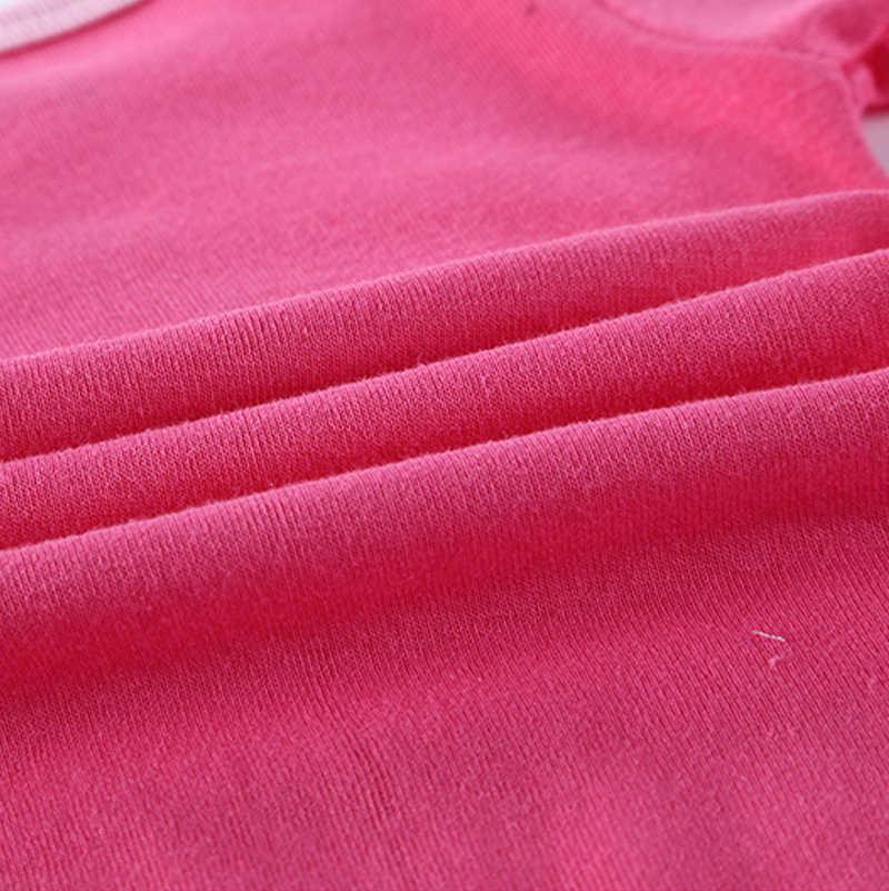 2016 Mới 2 cái 0-12 m Bé Cô Gái BodySuits Dễ Thương Được Thiết Kế Phù Hợp Với Bé Bé Sleepsuit Jumpsuit Sơ Sinh Bé quần áo