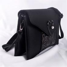 Miyahouse Litchi Pattern Luxury Shoulder Bag For Female Print Design Crossbody Bag Women PU Leather Messenger Bag For Women
