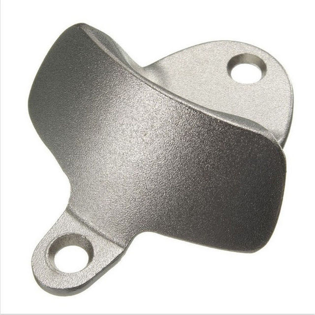 Stainless Steel Wall Mounted Opener 6