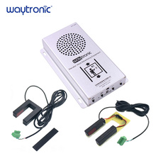 Elevator independent voice audio player sensor lift weight sensor for floor guide security tips background music ad playback цена и фото