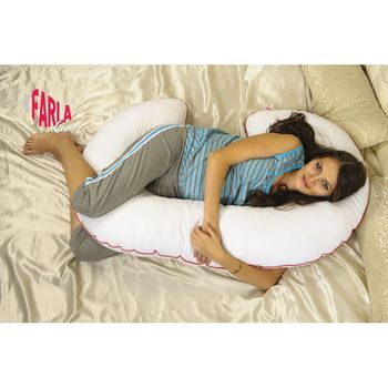 Pillow for Pregnant Women Pregnant Pillow Comfort Bedding Sleeping Cotton