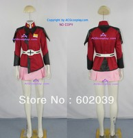 Gundam Seed Lunamaria Hawke Cosplay Costume Include Belt Good Quality ACGcosplay