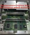 Замена Слот для Оригинал SNES Консоли SNES 62 Pins