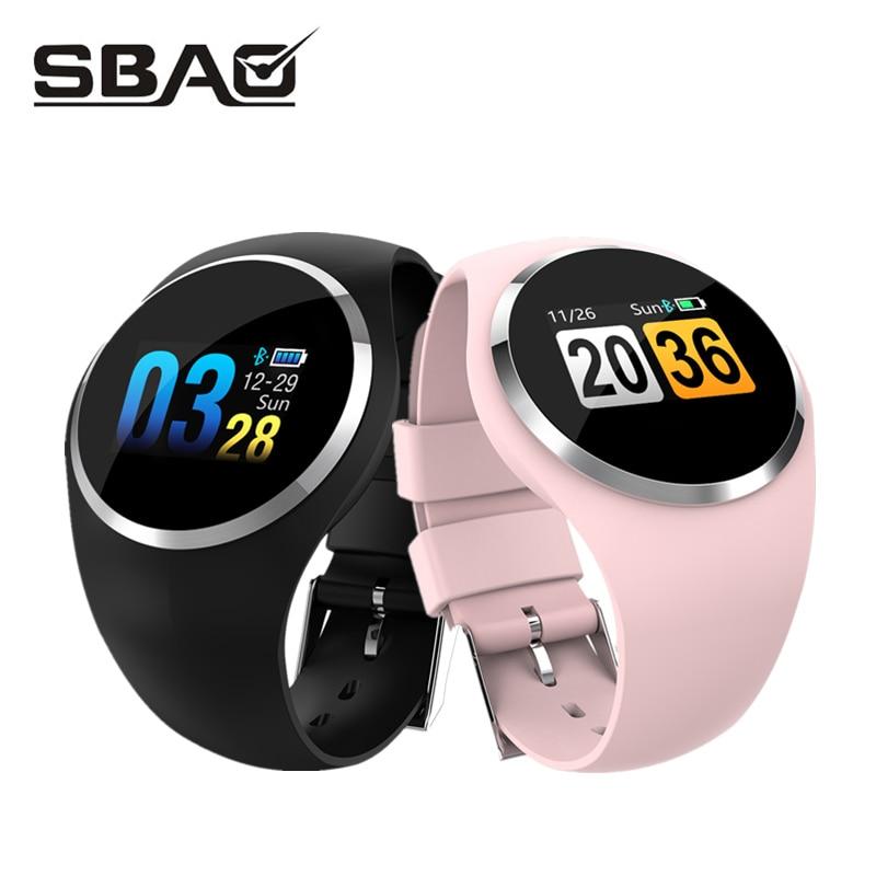 Smart Vigilanza Degli Uomini Delle Donne Del Braccialetto Del Cuore Rate Monitor Wristband Fitness Braccialetto per Android iOS PK xio mi mi fascia 2 fitbits Smart