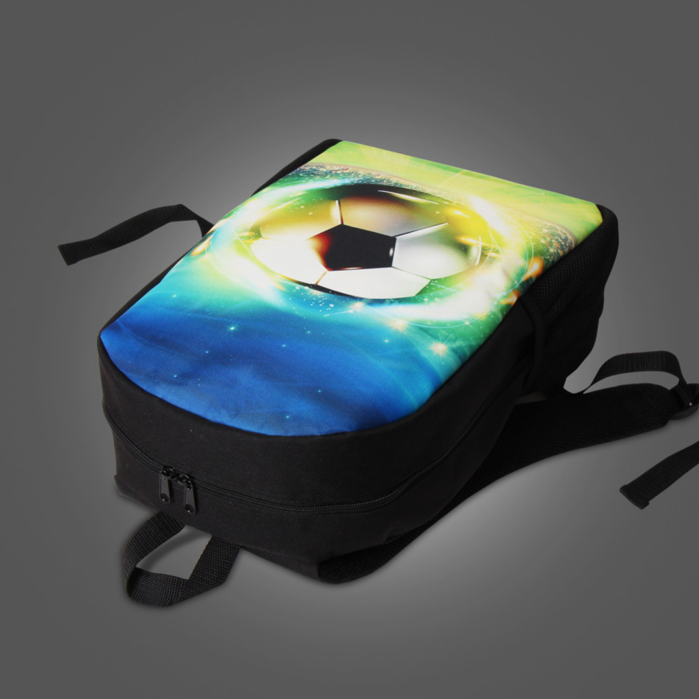 Dispalang 16 Inch Children School Bag Cool Animal Lion Leopard Tiger 3D Print School Bags For Boy Kids Backpack Mochila Infantil