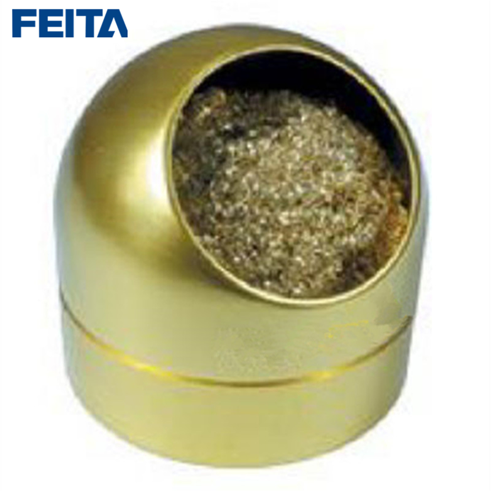feita 599b soldering iron tip cleaner copper wire ball hot selling solde cleaning for hakko. Black Bedroom Furniture Sets. Home Design Ideas