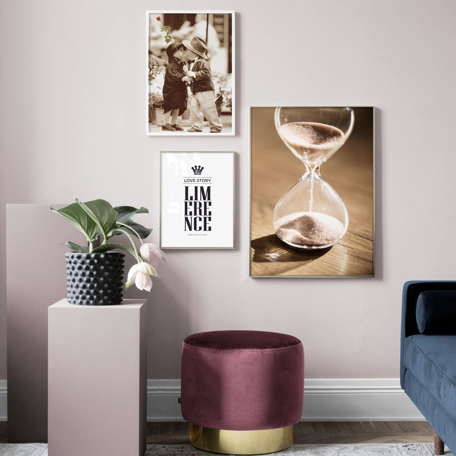 Baby-Lips-Hourglass-Quote-Nostalgic-Poster-Wall-Art-Canvas-Painting-Nordic-Posters-And-Prints-Wall-Picture (2)