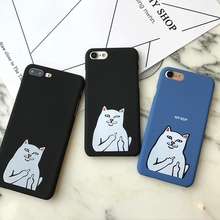Finger Cat Case for Iphone
