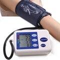 Рука кровяное давление пульс монитор здравоохранения сфигмоманометр мониторы цифровой верхняя портативный монитор артериального давления метров