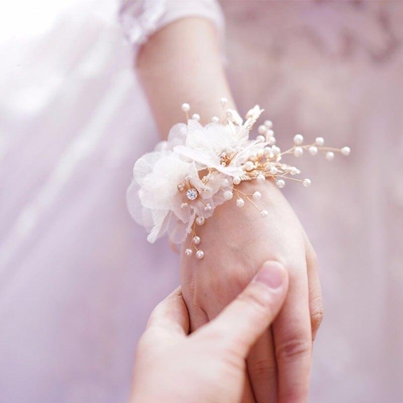 Wedding Bridal Wristband...