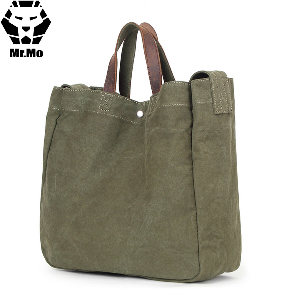Simple Design Summer Bags Canvas Leather Handle Bag Bao Bao Casual Tote For Women Men Girls Shoulder Messenger Crossbody Bags casual aquarius print and canvas design shoulder bag for women