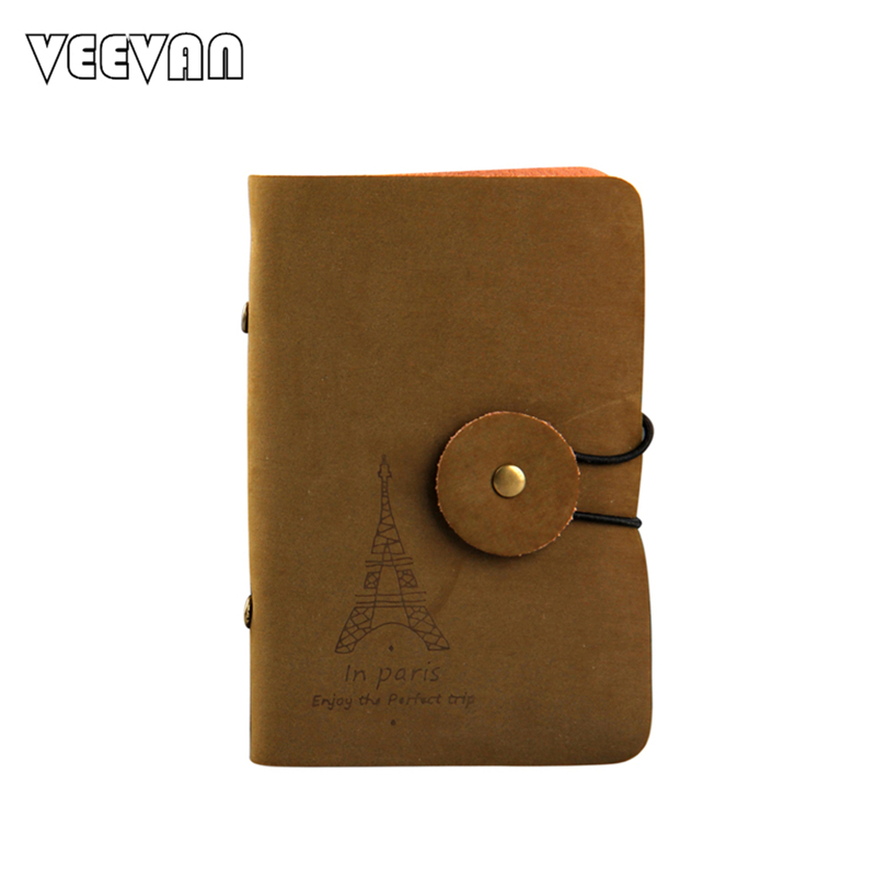 veevann free shipping pu leather card bag for credit cards