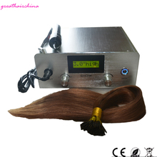Maquina Para Extensiones High end Latest Digital Ultrasonic Machine Connector Model Number JR 999 Keratin Hair Extensions Tools