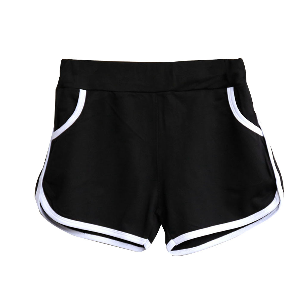 Womail Brand High Quality Swimsuit New Summer Pants Women Sports Shorts Gym Workout Waistband Skinny Yoga Short