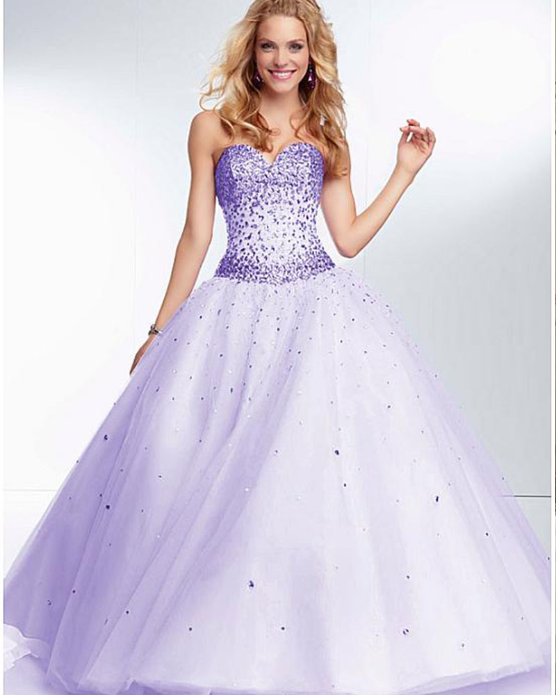 Online Get Cheap Purple Ball Gowns -Aliexpress.com | Alibaba Group