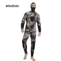 Грудь Waders для человека одежда заплыва andfishing Костюмы купальный костюм купальник полный боди 5 мм теплый неопрен