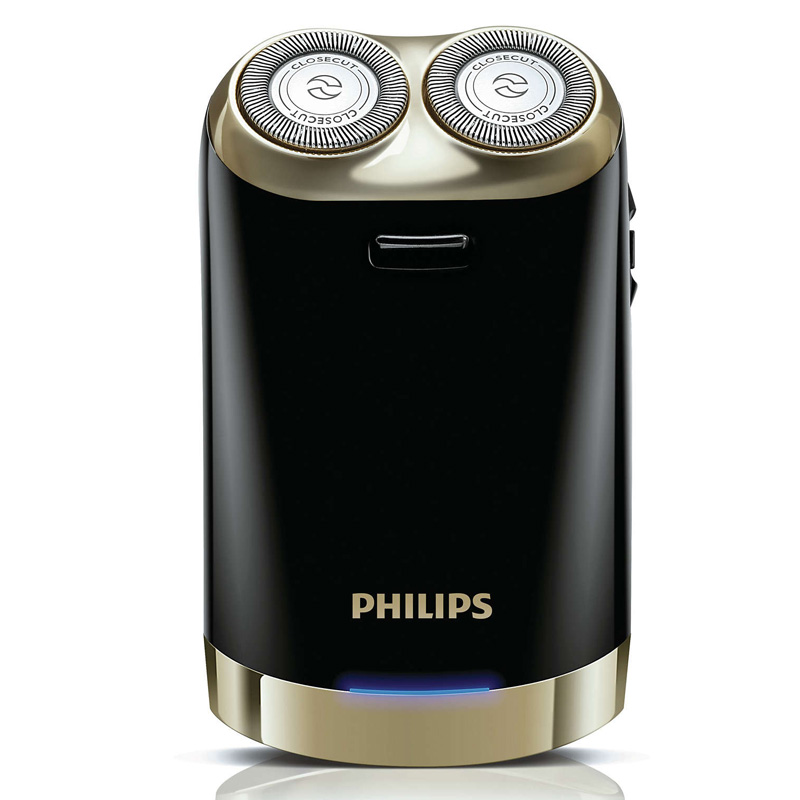 PHILIPS HS199 / 16 Double Head Automatic Intelligent USB Charging Electric Shaver philips s551 electric double heads 3d shaver