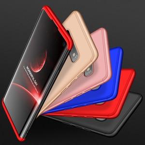 Image 4 - 360 Full Bảo Vệ Ốp Lưng Điện Thoại Samsung Galaxy S20 S10 S9 S8 Plus S10 S7 Edge Chống Sốc Dành Cho Note 10 9 Trường Hợp (Không Có Kính)