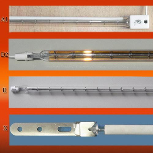 Chine lampe infrarouge de chaleur pour sécher le fournisseur de peinture en poudre