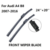 Auto Car Accessories Front And Rear Wiper Blade For Audi A4 B8 2007 2016 High Quality
