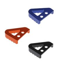 CNC Motorcycle Rear Brake Pedal Step Set For KTM EXC EXCF EXCW 125 200 250 300 450 500