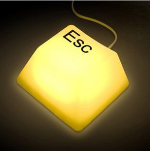New strange energy-saving LED small night light small desk lamp of bedroom the head of a bed