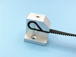 Image 3 - Swmaker kit de atualização de cinto para impressora 3d, 2 peças, anet a6/a8, kit de suporte de liga de alumínio de metal conjunto de tensão