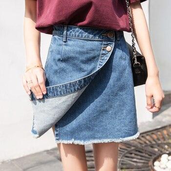 Asymmetrical Skirt 1
