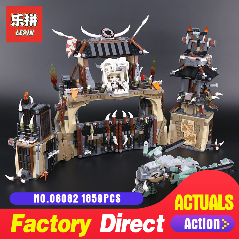 Lepin 06082 Toys Blocks Compatible With legoing 70655 Dragon Pit Set Buidling Blocks Bricks New Kids Toys Collectable Toys Gifts