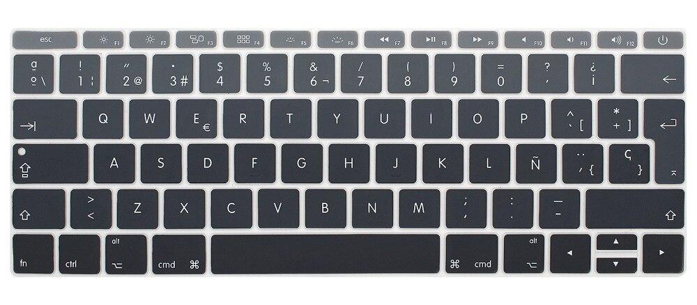 Image 3 - Macbook Air は 12 インチ A1534 と新 Macbook Pro の 13 インチ A1708 A1988  、スペイン語
