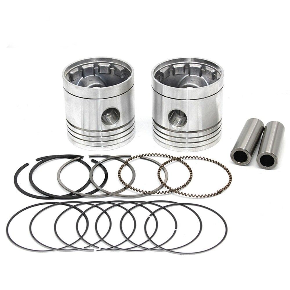Ural CJ-K750 M72 motor 24HP 750cc motor kolben mit ring link 1 paar links und rechts fall für Bmw R12 r71 M-72