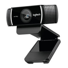 Веб камера Logitech C922 PRO с автофокусом и встроенным микрофоном