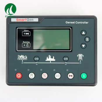 Smartgen HGM7220 Genset Spare Parts Control Panel Generator Controller  - buy with discount