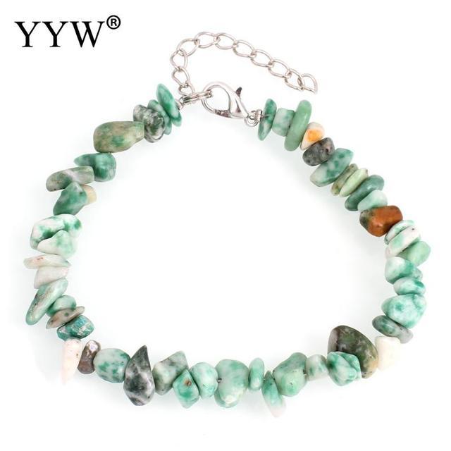 Natural Gem Stone Bracelet...