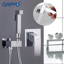 Gappo bidet faucet Bathroom bidet shower set Shower faucet toilet bidet muslim shower Brass wall mounted washer tap mixer цены