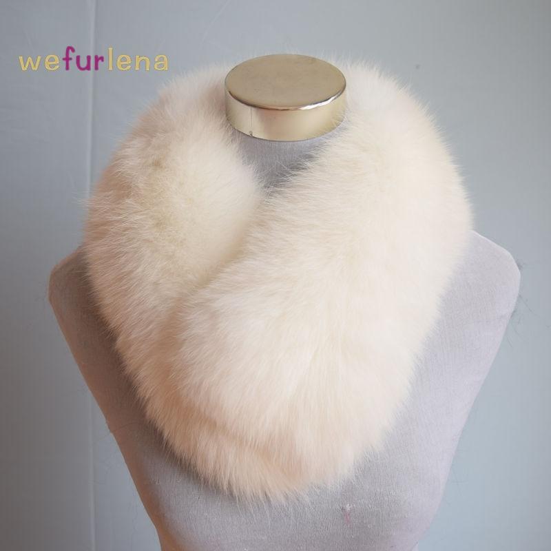 2018 Scarf New Adult 60cm-80cm Autumn And Winter Women Scarves Solid Top Fashion Fox Fur Collar Warm Scarf Shawl W008