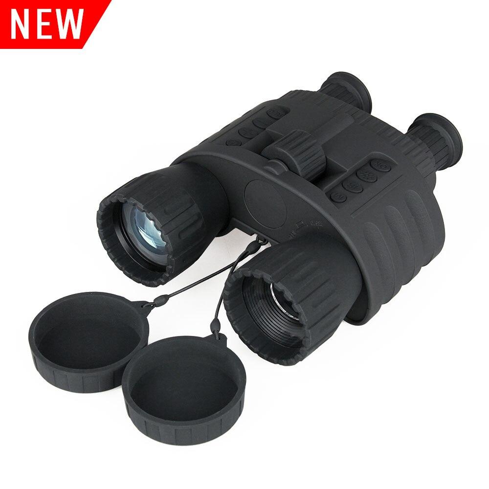 Eagleeye Bestguarder WG-80 x50 цифровой бинокль ночного видения Охота/Ночная рыбалка 300 м Диапазон фото и видео gz270020