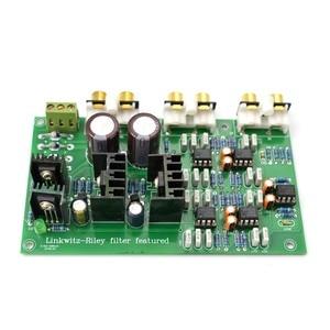 Image 2 - Lusya ne5532 pode ajustar 2 gama 2 maneira falante divisor de freqüência ativa crossover linkwitz riley circuit dsp A8 014