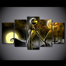 TOP Framed 5 Pieces/set Classic poster series Wall Art For Decor Home Decoration Picture Paint on Canvas /FREE ART-Five-10