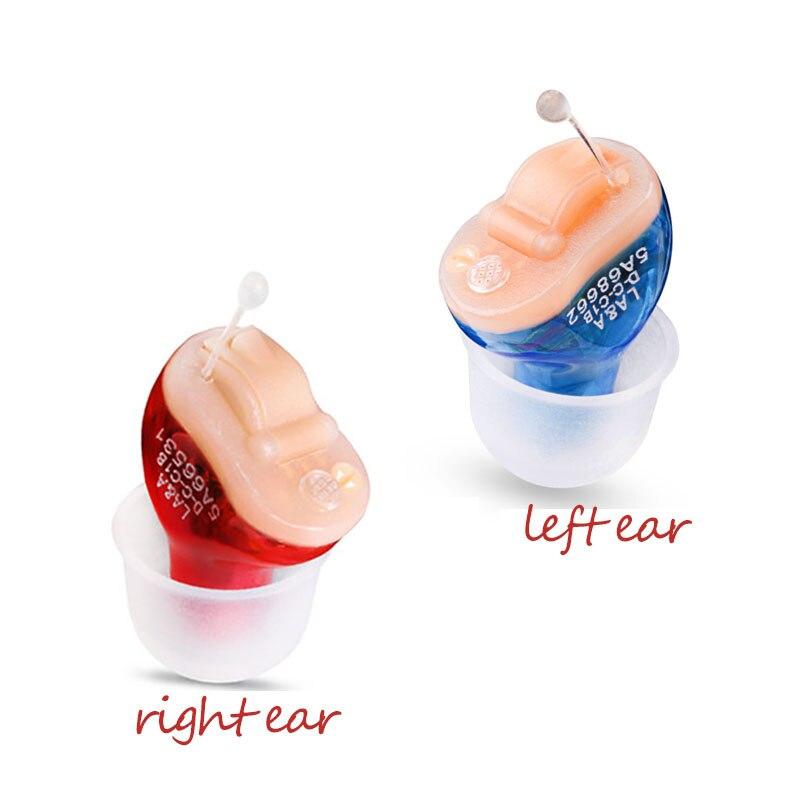 CNT12 мини-cic цифровой Невидимый слуховых усилитель звука в ухо тон объем Регулируемые слуховые аппараты дропшиппинг
