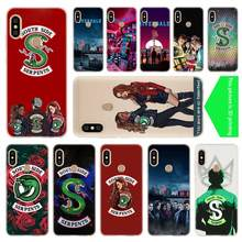 cover soft Silicone TPU Case For Xiaomi Redmi 3 4X 4a 5 Plus 5a S2 6a 6 Pro Note 4 American TV Riverdale