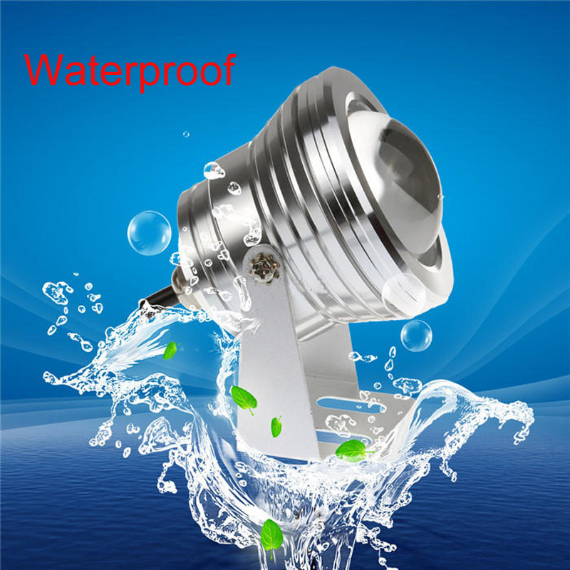 Enthusiastic Jiawen 10w 12v Waterproof Ip65 1000lm Cool White Outdoor Landscape Lighting Warm White/rgb Piscina Led Underwater Pool Light Lamp Free Shipping Lights & Lighting