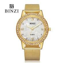 2016 Mode Casual Luxury Quartz Montres Femmes Dames Robe Montre-Bracelet Relogio Feminino montre femme femmes montre en or de marque