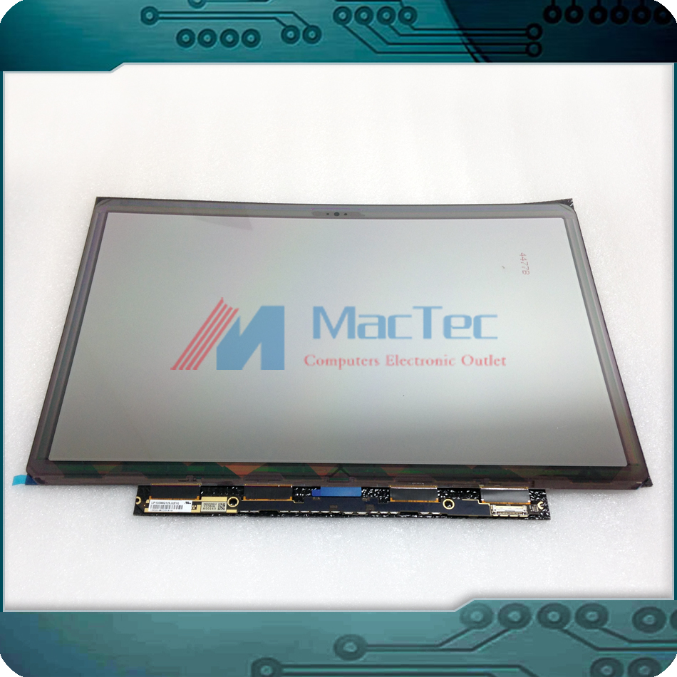 Ori New A1502 LCD Screen Display Glass Panel For Macbook Pro Retina 13 A1502 ME864 ME865 ME866 MGX72 MGX92 Late 2013 Mid 2014