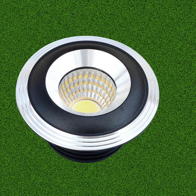1*5 Вт мини COB Потолочный светильник СИД Epistar потолочный светильник Встраиваемые пятно света ac85v-245v для домашнего освещения бесплатная достав...